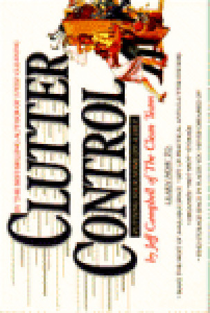 Clutter Control: Putting Your Home on a Diet by Jeff Campbell