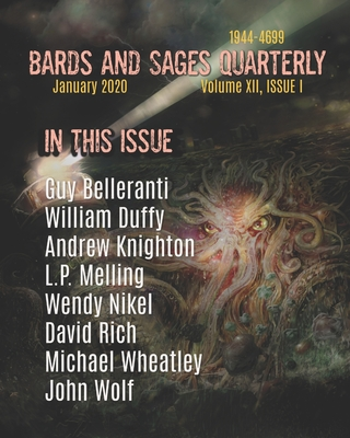 Bards and Sages Quarterly (January 2020) by William Duffy, Andrew Knighton