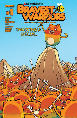 Bravest Warriors 2014 Impossibear Special by Kat Leyh, Kevin Church, Jeremy Sorese, Nikki Mannino, Kevin Panetta