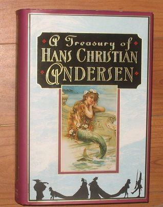 A Treasury of Hans Christian Andersen by Hans Christian Andersen, Erik Christian Haugaard