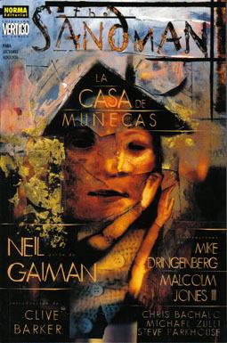 La Casa de Muñecas by Neil Gaiman