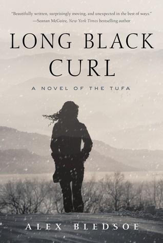 Long Black Curl by Alex Bledsoe