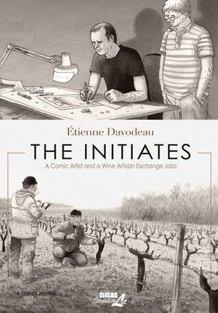 The Initiates by Joe Johnson, Étienne Davodeau