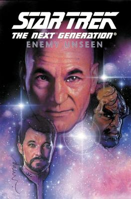 Star Trek Classics Volume 2: Enemy Unseen by Tom Sniegoski, Christopher Golden, Keith R. a. DeCandido