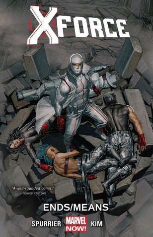 X-Force Volume 3: Ends/Means by Tan Eng Huat, Rock-He Kim, Simon Spurrier, Kevin Sharpe
