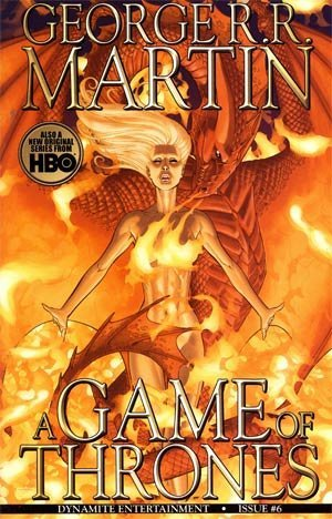 A Game of Thrones #6 by Tommy Patterson, George R.R. Martin, Daniel Abraham
