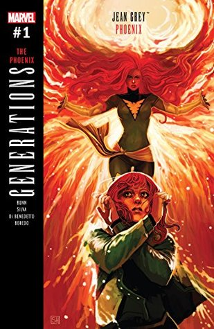 Generations: Phoenix & Jean Grey #1 by R.B. Silva, Stephanie Hans, Cullen Bunn