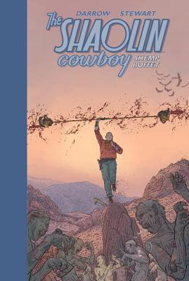 The Shaolin Cowboy: Shemp Buffet by Geof Darrow, Dave Stewart