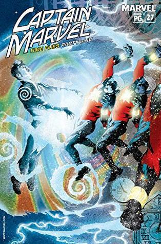 Captain Marvel (2000-2002) #27 by J.H. Williams III, Chris Cross, Peter David, José Villarrubia