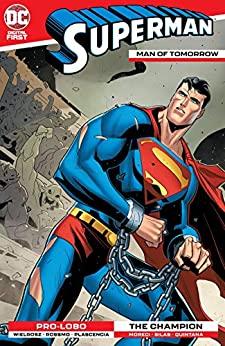 Superman: Man of Tomorrow #10 by Michael Moreci, Riley Rossmo, Dave Wielgosz, Thony Silas