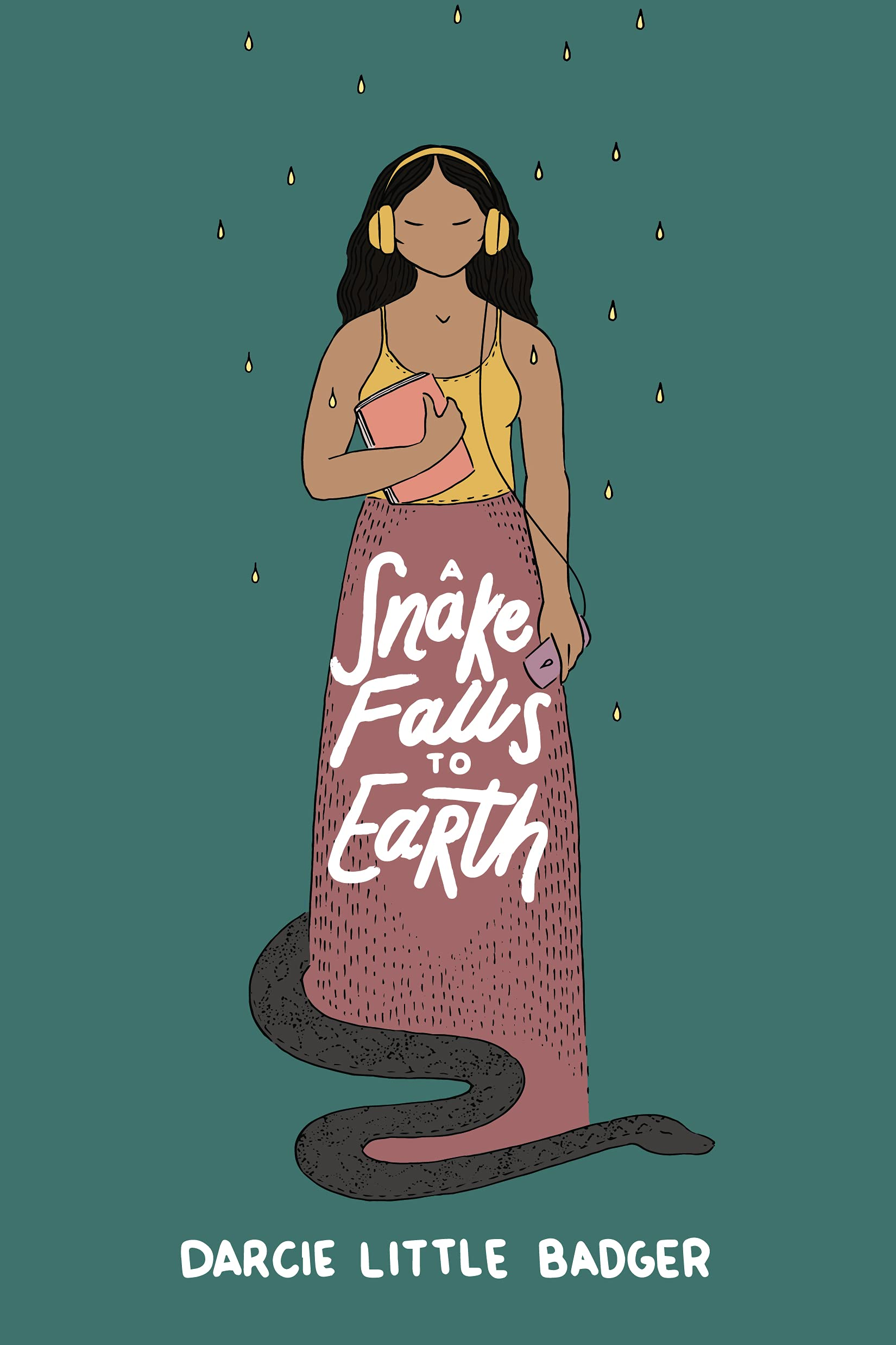 A Snake Falls to Earth by Darcie Little Badger