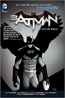 Batman: A Noite das Corujas by Scott Snyder