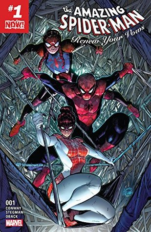 Amazing Spider-Man: Renew Your Vows (2016-2018) #1 by Ryan Stegman, Gerry Conway, Nate Stockman