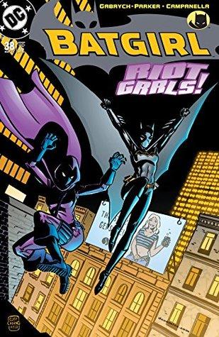 Batgirl (2000-) #38 by Andersen Gabrych, Jeff Parker