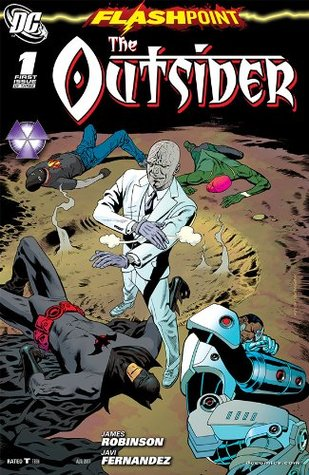 Flashpoint: The Outsider #1 by Javi Fernandez, James Robinson