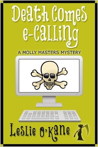 Death Comes eCalling by Leslie O'Kane