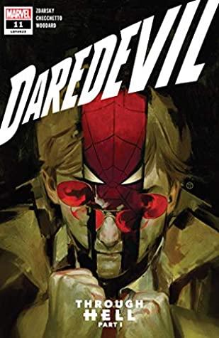 Daredevil (2019-) #11 by Marco Checchetto, Chip Zdarsky, Julian Totino Tedesco