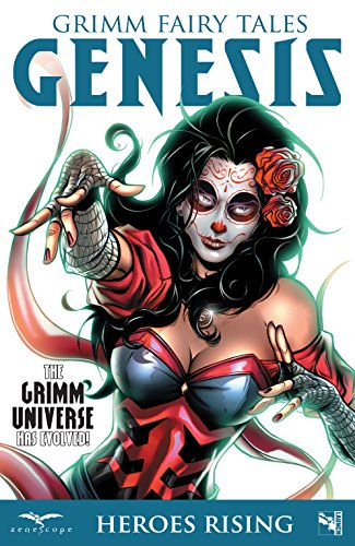 Grimm Fairy Tales Genesis: Heroes Rising by Lou Iovino, Joe Brusha, Pat Shand, Ralph Tedesco