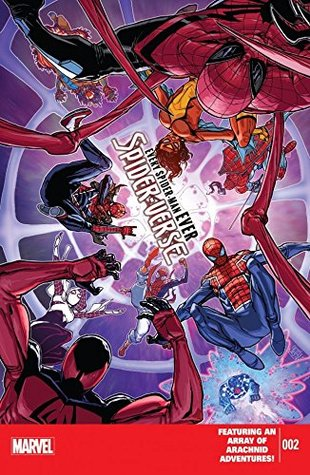 Spider-Verse #2 by Spike Valentine, Dan Slott, Kathryn Immonen, Jed Mackay, David Lafuente, Mark Brooks, Paco Herrera, Giuseppe Camuncoli, Sheldon Vella