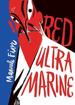 Red Ultramarine by Manuele Fior