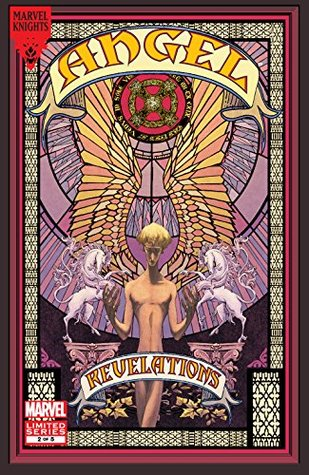 Angel: Revelations #2 by Adam Pollina, Roberto Aguirre-Sacasa