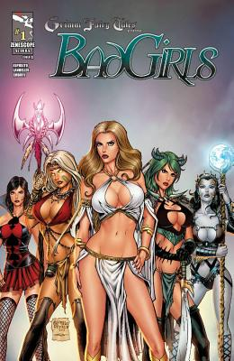 Grimm Fairy Tales: Bad Girls by Joey Esposito