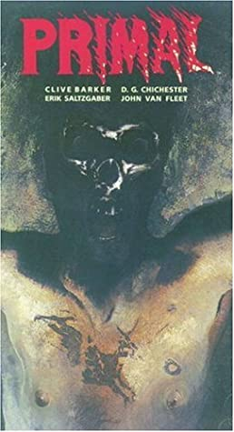 Primal: From the Cradle to the Grave by Clive Barker, Erik Saltzgaber