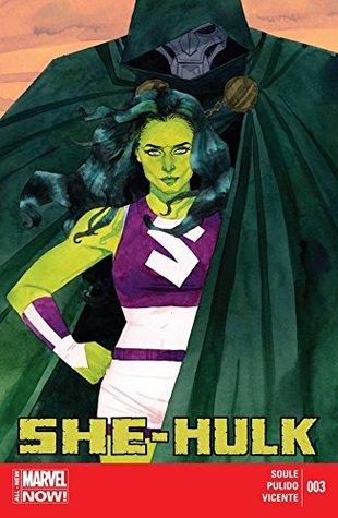 She-Hulk #3 by Kevin Wada, Charles Soule, Javier Pulido, Mutsa Vicente