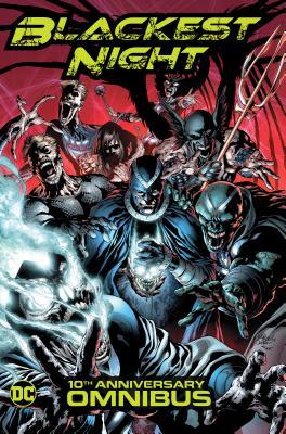 Blackest Night Omnibus (10th Anniversary) by Geoff Johns