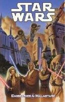 Star Wars: Emissaries to Malastare by Tom Lyle, Robert Jones, Timothy Truman