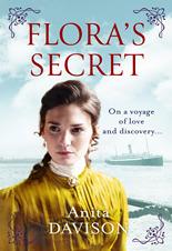 Flora's Secret by Anita Davison