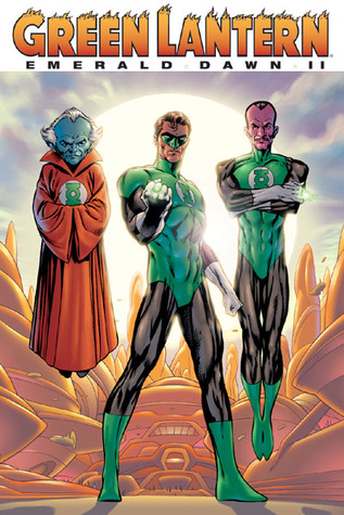 Green Lantern: Emerald Dawn II by M.D. Bright, Keith Giffen, Romeo Tanghal, Robert Greenberger, Alan Davis, Gerard Jones