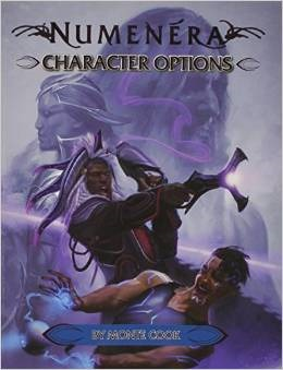 Numenera Character Options by Monte Cook