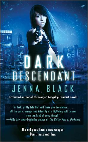 Dark Descendant by Jenna Black