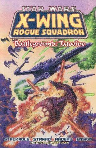 Battleground: Tatooine by Jan Strnad, John Nadeau, Michael A. Stackpole