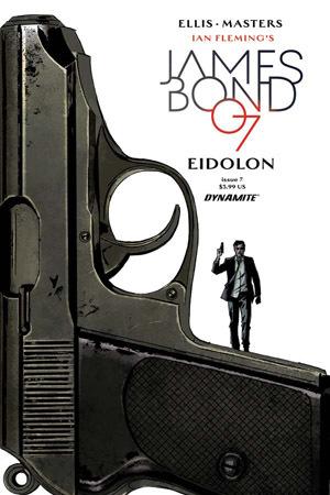 James Bond #7 by Jason Masters, Warren Ellis, Dom Reardon
