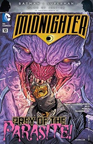 Midnighter (2015-) #10 by Steve Orlando, Hugo Petrus, ACO