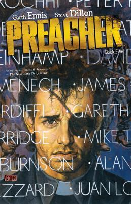 Preacher, Book Five by Garth Ennis