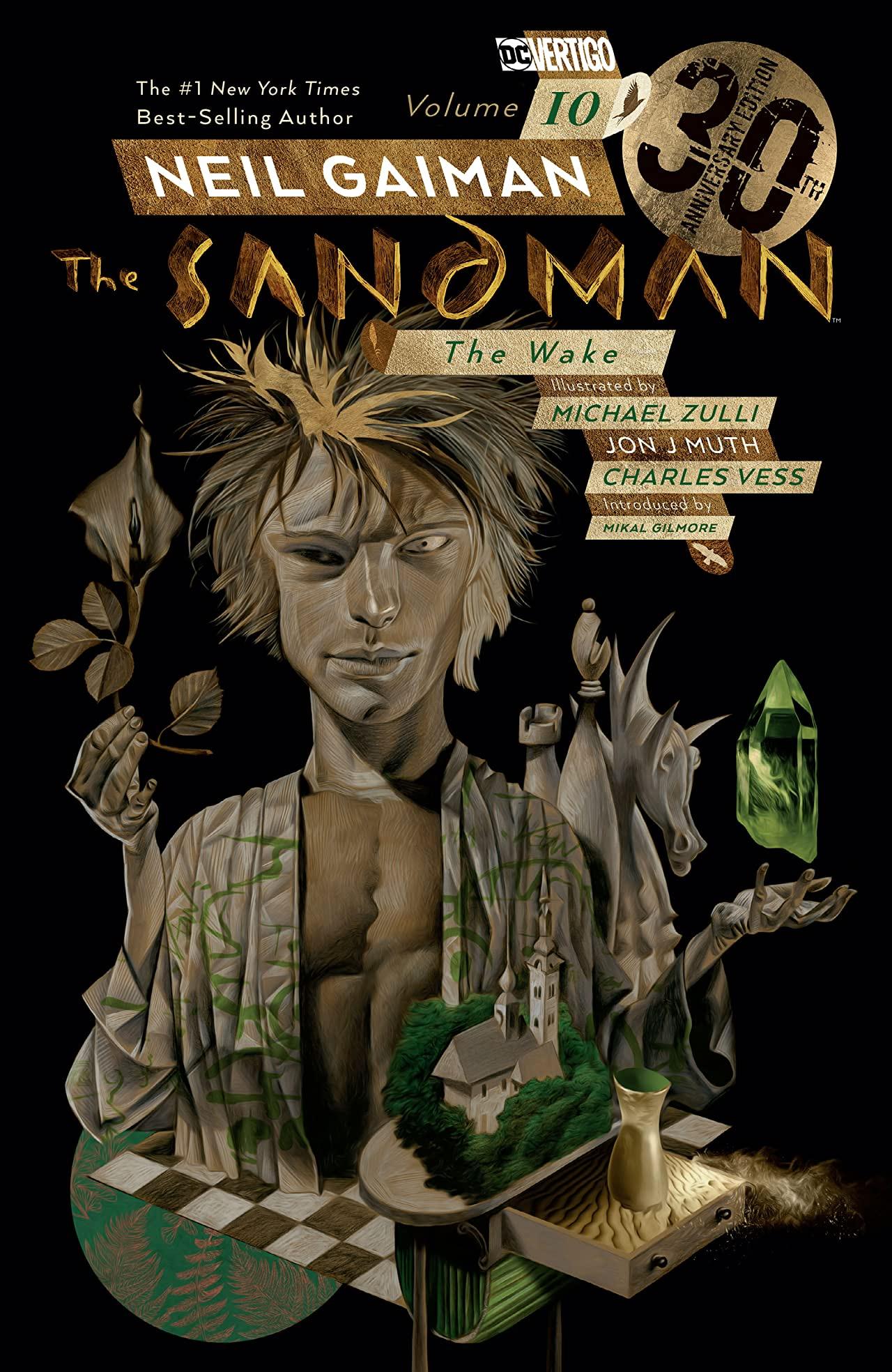 The Sandman, Vol. 10: The Wake - 30th Anniversary Edition by Neil Gaiman