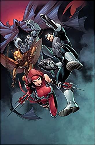 Heroes Reborn: America's Mightiest Heroes Companion, Vol. 2 by Christopher Allen, Farid Kamari, Ethan Sacks, Luca Pizzari, Dan Jurgens, Tim Seeley, Paul Grist, Vita Ayala