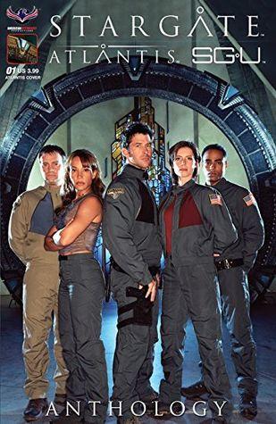 Stargate Atlantis / Stargate Universe Anthology #1 by Eliseu Gouveia, J.C. Vaughn, Gene Jimenez, Greg LaRocque, Mark L. Haynes