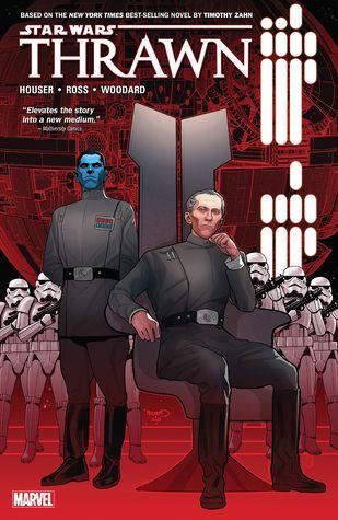 Star Wars: Thrawn by Nolan Woodard, Jody Houser, Luke Ross, Clayton Cowles