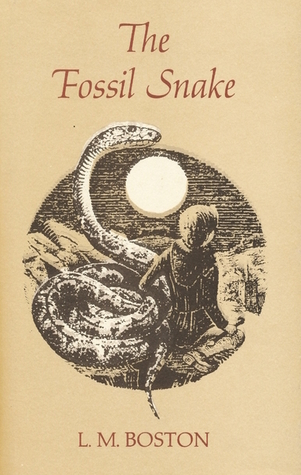 The Fossil Snake by Peter Boston, Lucy M. Boston