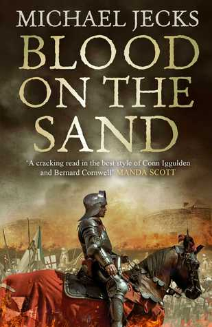 Blood on the Sand by Michael Jecks