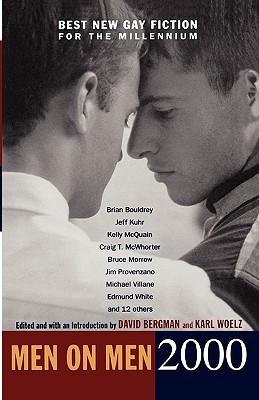 Men on Men 2000: Best New Gay Fiction by Various, Karl Woelz, David Bergman