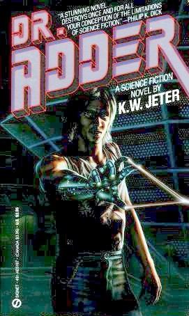 Dr. Adder by K.W. Jeter