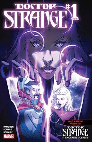 Doctor Strange Annual #1 by Kathryn Immonen, W. Forbes, Robbie Thompson, Leonardo Romero