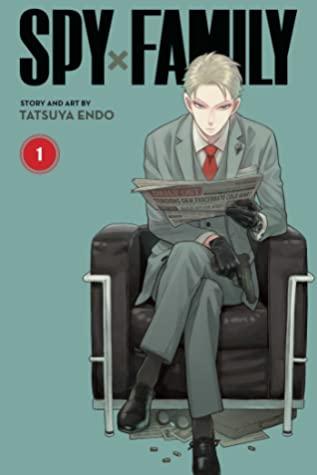 Spy x Family, Vol. 1 by Tatsuya Endo