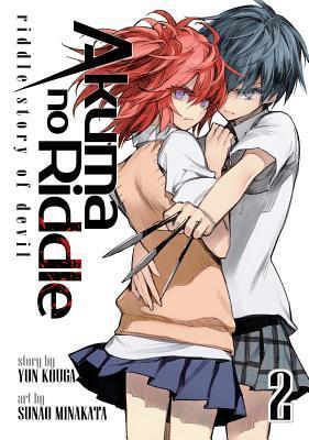 Akuma no Riddle: Riddle Story of Devil, Vol. 02 by Yun Kouga, Jason DeAngelis, Sunao Minakata
