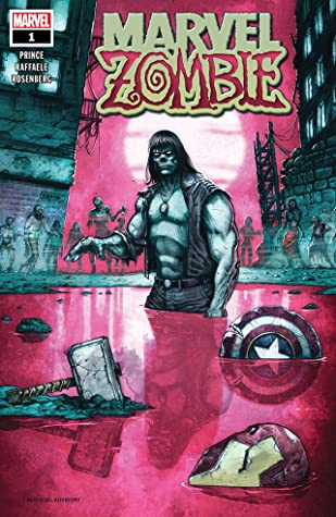 Marvel Zombie #1 by Chris Robinson, Juan Ferreyra, Rachelle Rosenberg, STEFFANO RAFFAELE, W. Maxwell Prince, VC's TRAVIS LANHAM